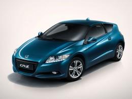 Honda CR-Z: Start prodeje v červnu, ceny už známe