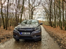 Test: Honda HR-V 1.5 i-VTEC CVT – třetí do party