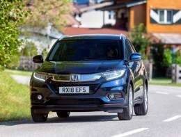 Honda HR-V má po faceliftu a dostane nové motory