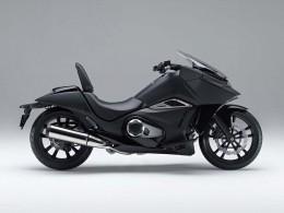 Honda NM4 Vultus - futuristický kříženec v Česku