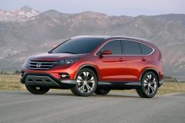 Honda odhalila podobu nového CR-V