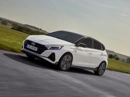 Hyundai i20 N Line bude mít sportovní sedadla a bohatou výbavu