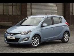 Hyundai i20 po faceliftu - první fotografie
