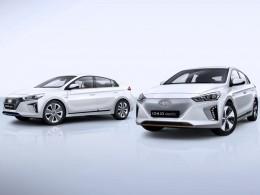 Hyundai IONIQ Hybrid a IONIQ Eletric přichází na český trh