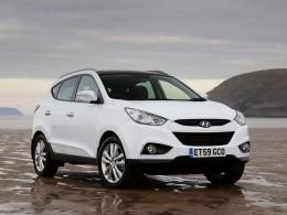 Hyundai ix35: Za první měsíc 33 tisíc objednávek