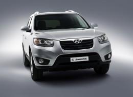 Hyundai Santa Fe: modernizace