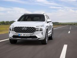 Hyundai Santa Fe se po velké modernizaci dostane do prodeje už v září