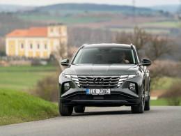 Hyundai Tucson Plug-in Hybrid přichází na český trh