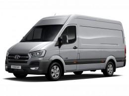Hyundai zahájil výrobu užitkového vozu H350 s kapacitou 14 lidí
