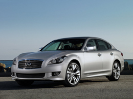 Infinity �ady M: Nov� luxusn� sedan p�ijde i s dieselem