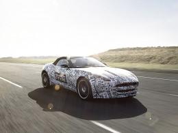 Jaguar F-Type jde do výroby