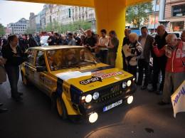 Již tento pátek odstartuje v centru Prahy Rallye Revival