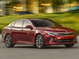 Kia Optima 2016 představena - informace a fotografie nového sedanu