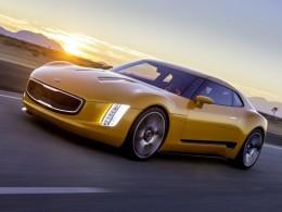 Kia představila koncept sportovní zadokolky GT4 Stinger