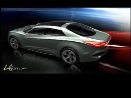 Koncept Hyundai i-flow se představí v Ženevě
