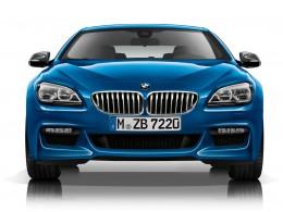 Máte rádi modrou barvu? BMW na Vás myslí a přichystalo pro řadu 6 limitovanou edici M Sport