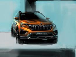 Malé nové SUV od Škody VISION IN určené pro Indii bude mít zásadní novinku