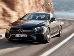 Mercedes-AMG CLS 53 je mild hybrid, stovku umí za 4,5 sekundy