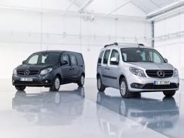 Mercedes-Benz Citan - Kangoo po německu