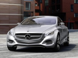 Mercedes-Benz F800 Style: Inspirace pro budouc� CLS?