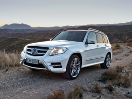 Mercedes Benz GLK - facelift a evropské ceny
