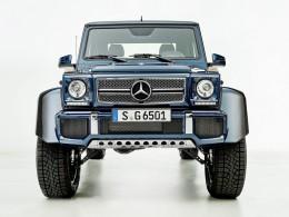 Mercedes-Maybach G 650 Landaulet – špička okázalosti