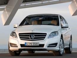 Mercedes třídy R je po modernizaci