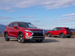 Mitsubishi Eclipse Cross bude soupeřit s novou Škodou Yeti