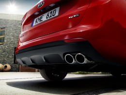 Nová Kia Ceed - turbomotor 1,0 T-GDI a edice GT Line