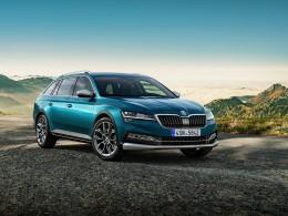 Modernizovaná Škoda Superb se dočkala verze Scout, vypadá skvěle