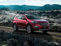 Modernizované Hyundai Santa Fe v prodeji