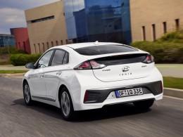 Modernizovaný Hyundai Ioniq vstupuje na český trh ve třech verzích