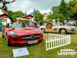 Motoristická výstava LEGENDY podruhé v červnu 2015