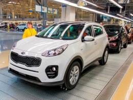 Na Slovensku zahájena výroba nového modelu Kia Sportage