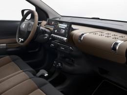 Nejkrásnějším interiérem se chlubí Citroën C4 Cactus