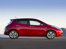 Nejprodávanějším elektromobilem v Evropě je Nissan Leaf