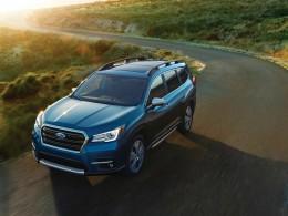 Největší Subaru historie je tady, jmenuje se Ascent