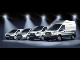 Nejvíce užitkových vozů v Evropě prodává Ford