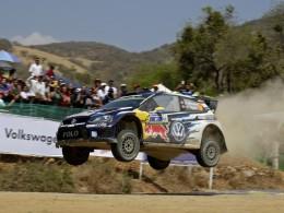Nezastavitelný Ogier slaví po Rallye Mexiko třetí vítězství v řadě