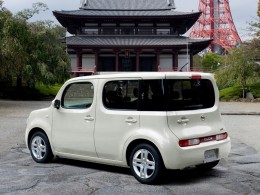 Nissan Cube i na našem trhu, ale pouze v omezeném množství