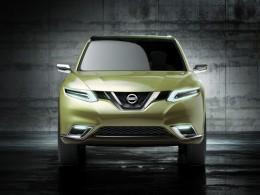 Nissan Hi-Cross - předobraz nového X-Trailu