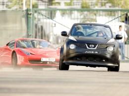 Přemotorovaný Nissan Juke-R jde do výroby