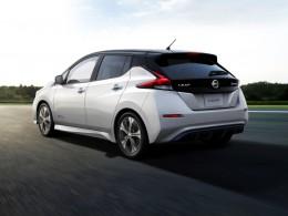 Nissan Leaf s dojezdem 378 km v prodeji, připravte si milion