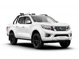Nissan Navara přijíždí v exkluzivní limitované edici Trek-1°