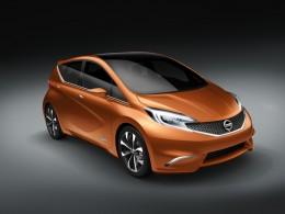Nissan představí nový kompaktní hatchback