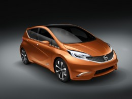 Nissan p�edstav� nov� kompaktn� hatchback