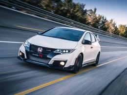 Nová Honda Civic Type R - nejrychlější předokolka