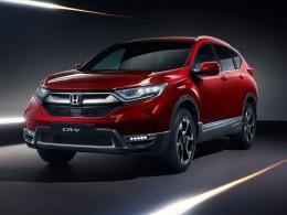 Nová Honda CR-V poskytne více prostoru, komfortu a spoustu moderních technologií