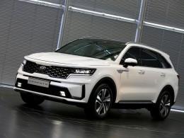 Nová Kia Sorento představena - je větší, luxusnější a hybridní