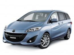 Nov� Mazda 5 a mini-facelift Mazdy 6